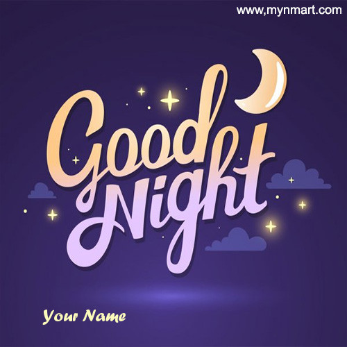 Beautiful Good Night Image