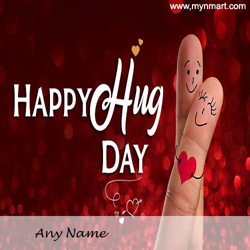 Beautiful Hug Day Image