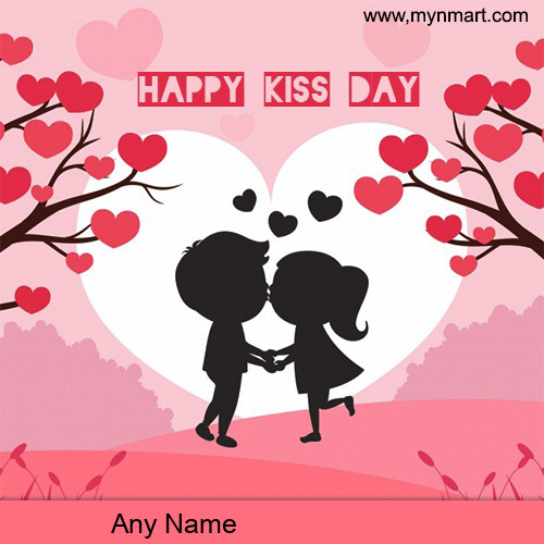 Beautiful Kiss Day Image