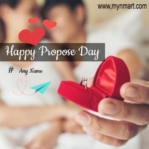Beautiful Propose Day Image