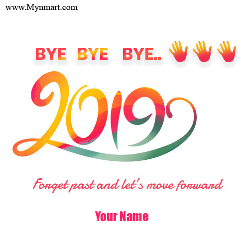 Bye Bye 2019