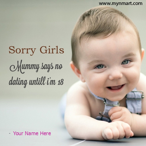 Cute Baby Funny Quotes Picture