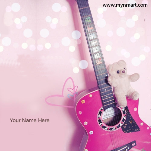 Cute Guitar Girls Name Pictures
