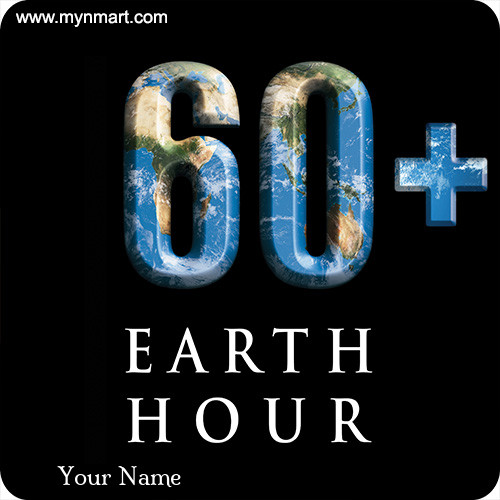 Earth Hour Greeting