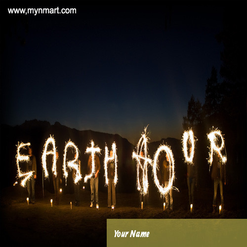 Earth Hours Image 2020