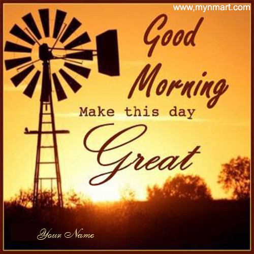 GM Great Day