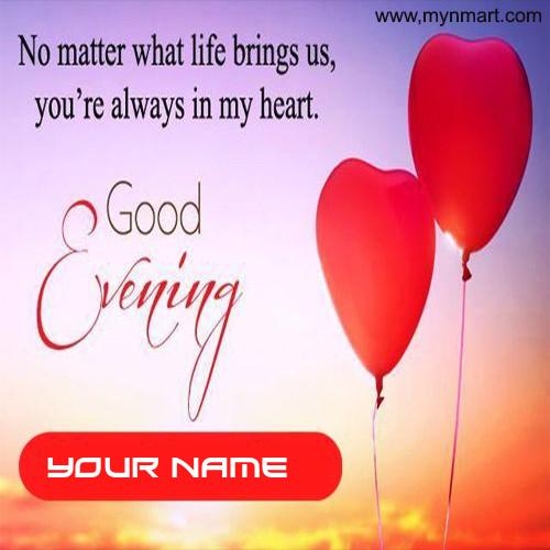 Good Evening Life