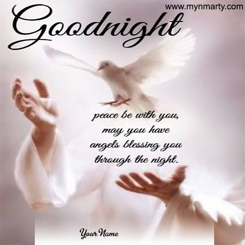 Good Night Angels Blessing