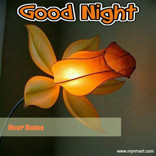 Good Night - Lamp