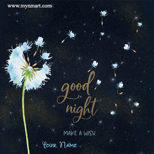 Good Night - Make A Wish