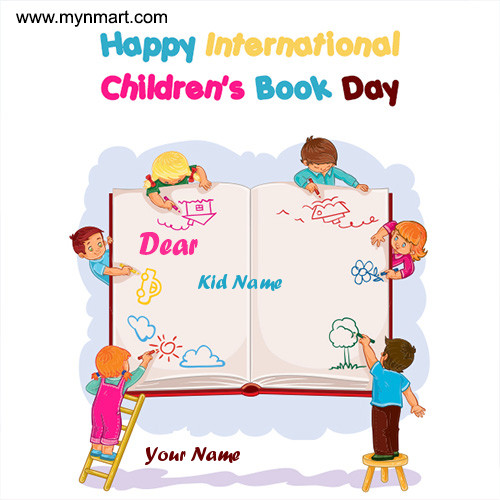 Happy Childern's Book Day