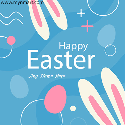 Happy Easter Day Greeting 2020