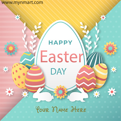 Happy Easter Greeting 2020