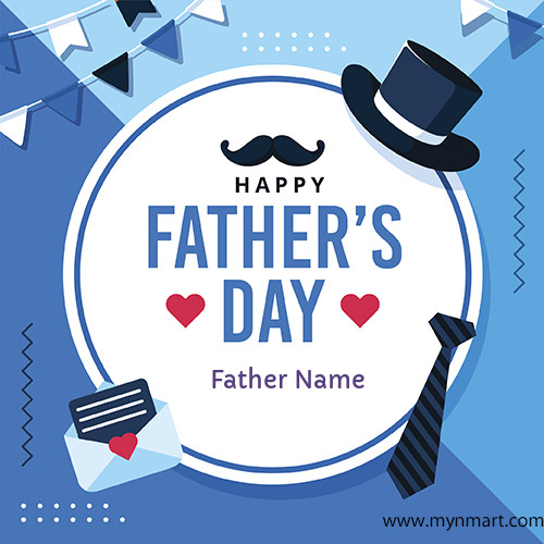 Happy Father Day Greeting 2020