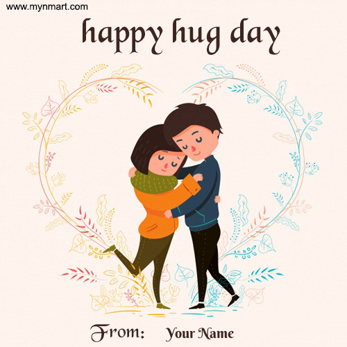 Happy Hug Day 2020