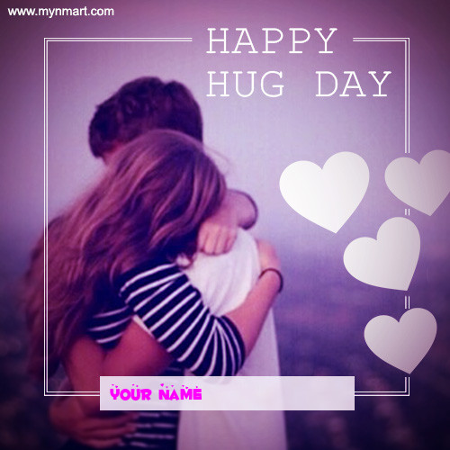 Happy Hug Day Pichter