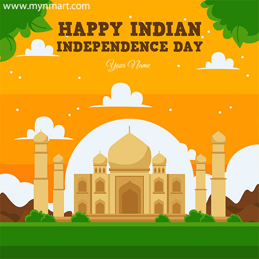 Happy Independence Day 2020 Greeting