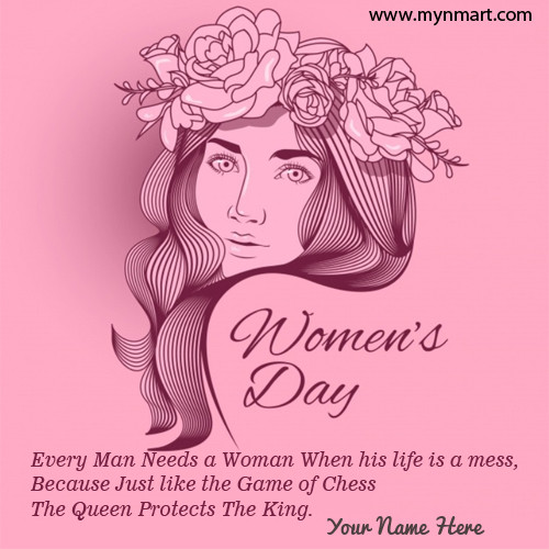 Happy International Women's Day Wish with Good Quotes