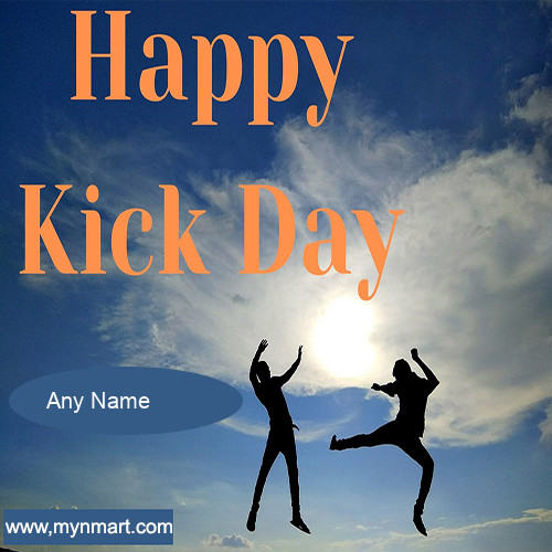 Happy Kick Day 2021