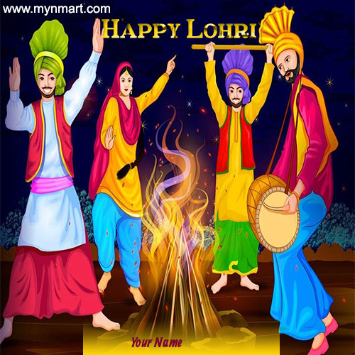 Happy Lohri - Dance