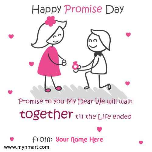 Happy Promise Day Quote