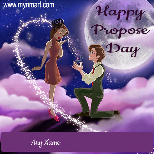 Happy Propose Day 2021