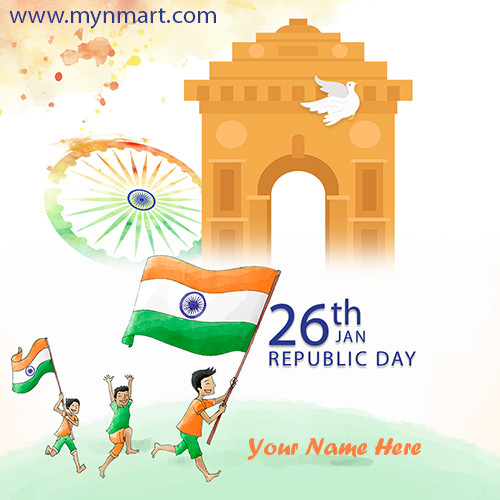 Happy Republic Day Greeting 2020
