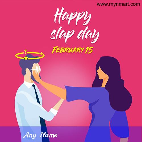 Happy Slap Day 2021