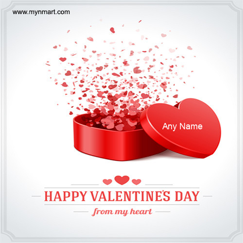 Happy Valentine Day - Gift