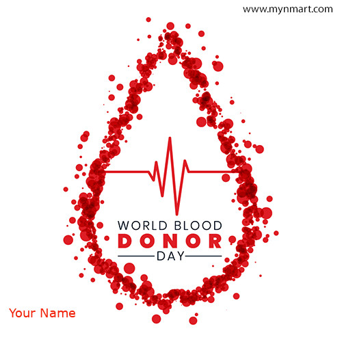 Happy World Blood Donor Day