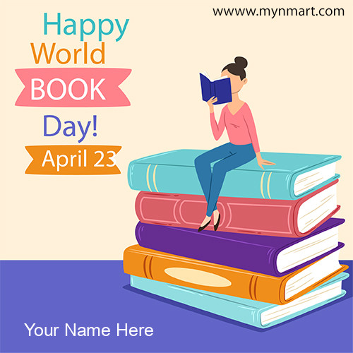 Happy World Book Day Greeting 2020