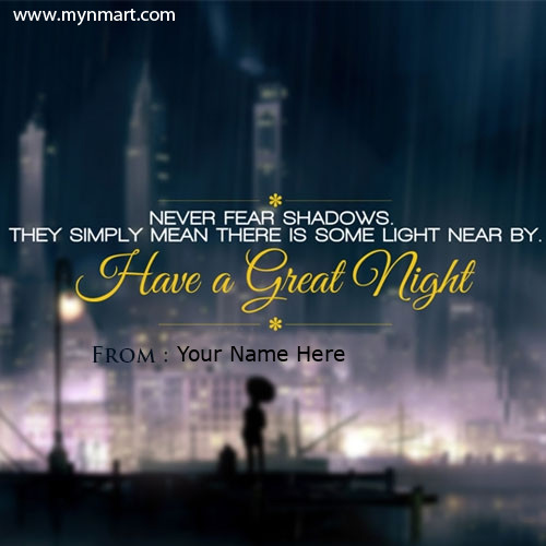 Have a Great Good Night With Quotes