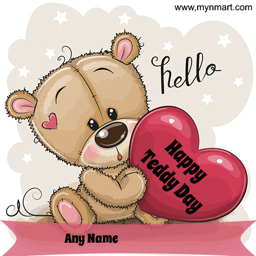 Hello Happy Teddy Day