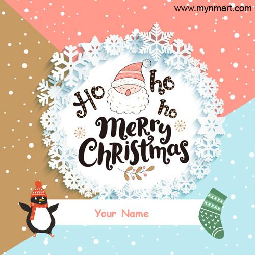 Ho Ho Merry Christmas