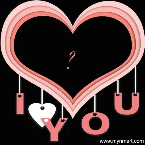I Love You Alphabet