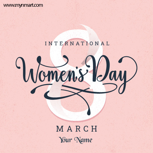 International Women's Day Greeting 2021