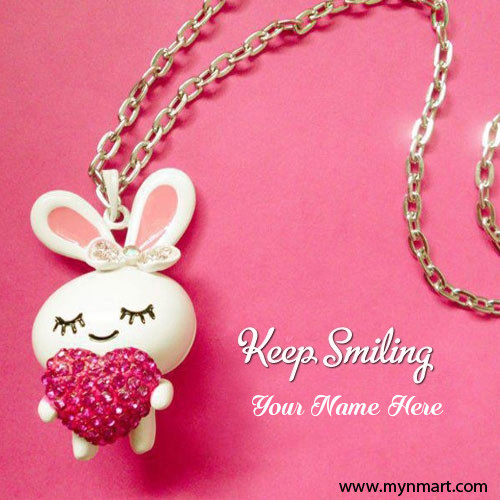Keep Smiling Cute Kitty Heart Pictures
