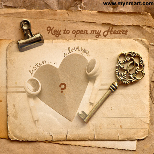 Key to Open My Heart