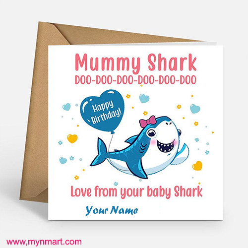 Mummy Shark