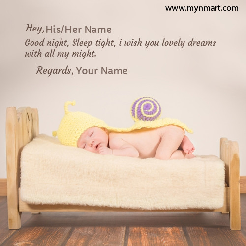 Online Create Name With Baby Picture