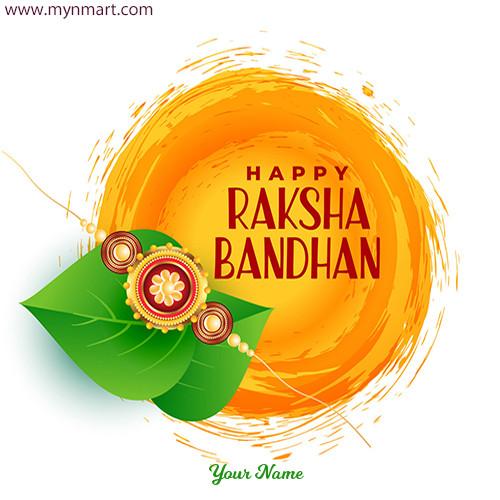 Raksha Bandhan Greeting 2020