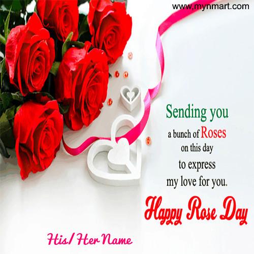 Sending You Rose