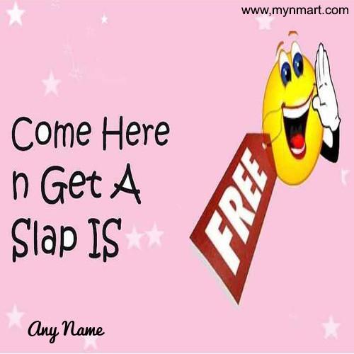 Slap is Free