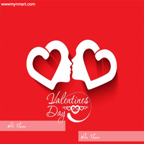 Valentine Day Couple