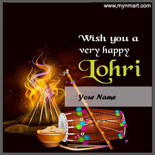 Very Happy Lohri