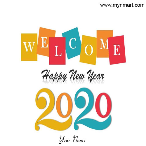 Welcome2020